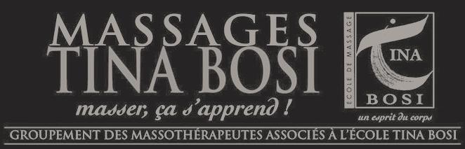 tina bosi école de formation en massage